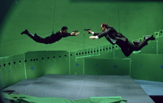 Matrix-VFX