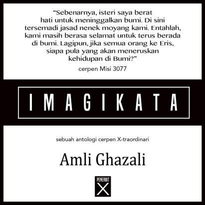 Imagikata - Amli Ghazali