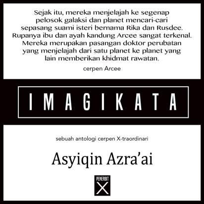 Imagikata - Asyiqin Azra'ai