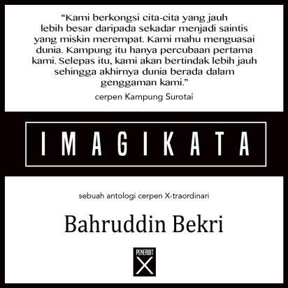 Imagikata - Bahruddin Bekri