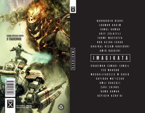 Imagikata Cover