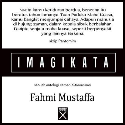 Imagikata - Fahmi Mustaffa