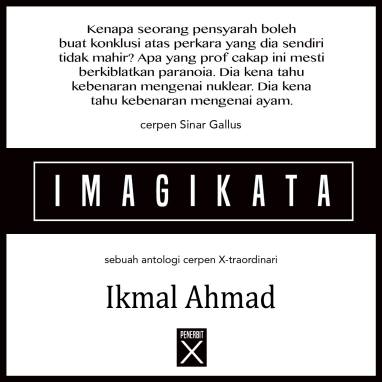 Imagikata - Ikmal Ahmad