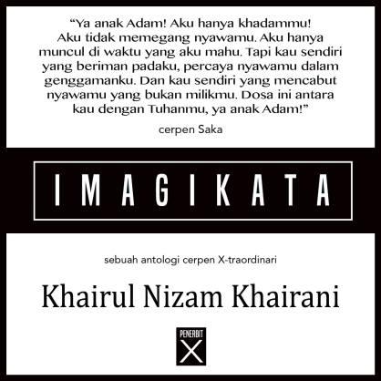 Imagikata - Khairul Nizam Khairani