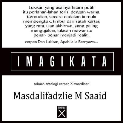 Imagikata - Masdalifadzlie M Saaid