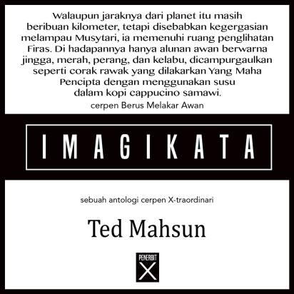 Imagikata - Ted Mahsun