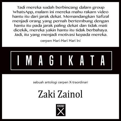 Imagikata - Zaki Zainol