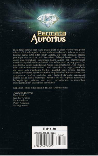 Permata Aurorius Back