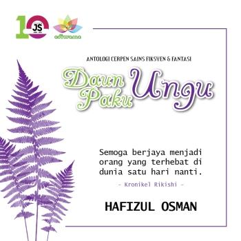 Poster Hafizul Osman