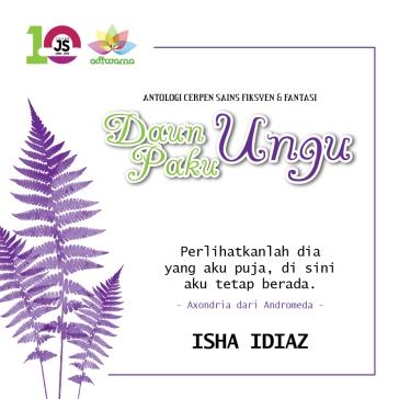 Poster Isha Idiaz