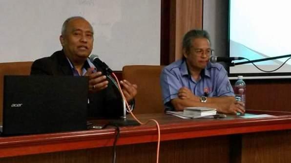 Prof Zaki + Dr Lim